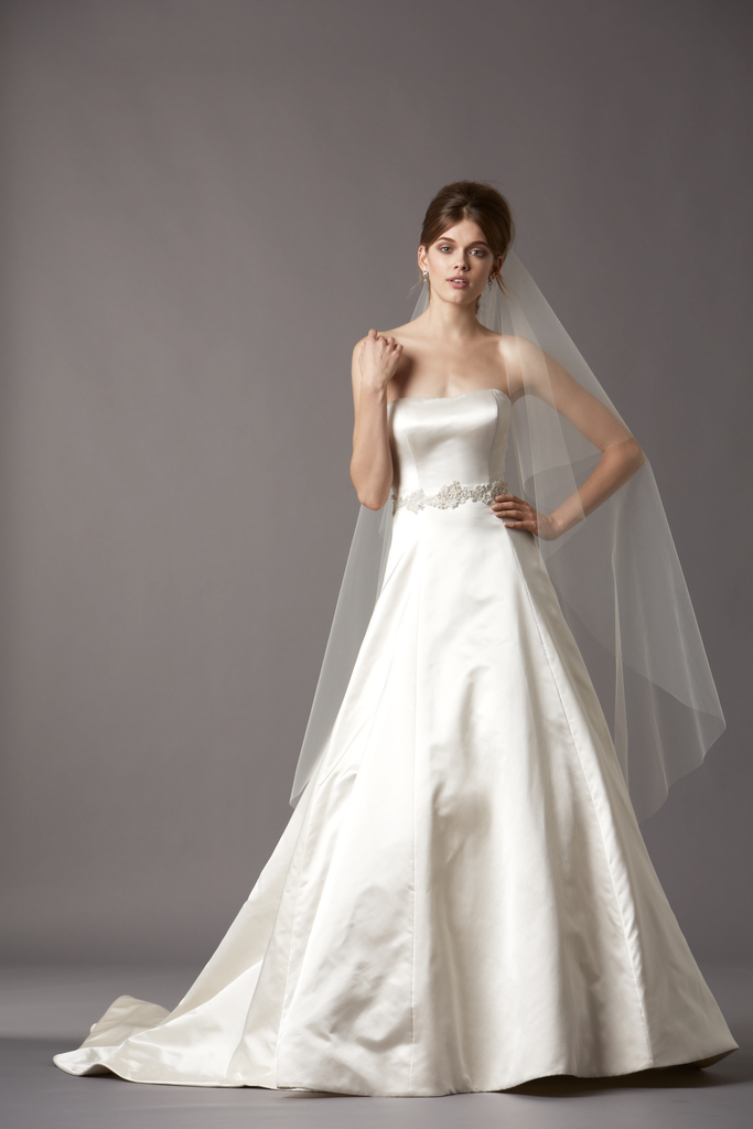photo of Watters Bridal Gowns Fall 2013 Wedding Dress 4083B