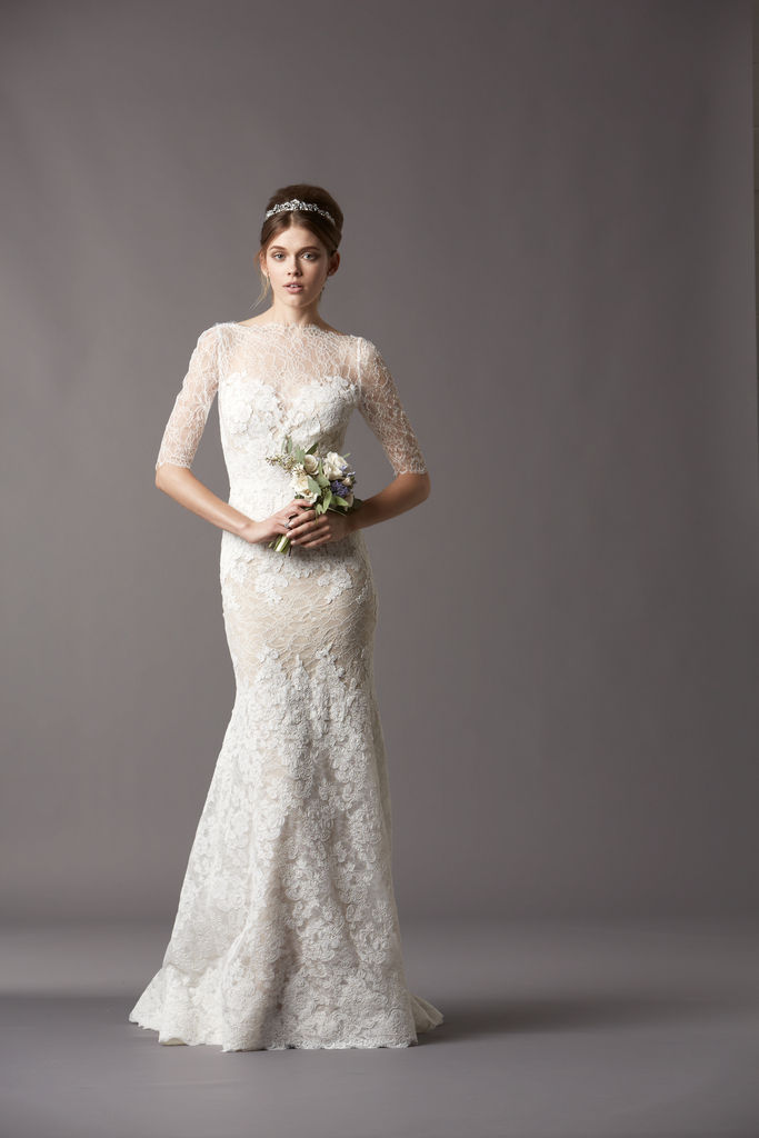 photo of Watters Bridal Gowns Fall 2013 Wedding Dress 4096B