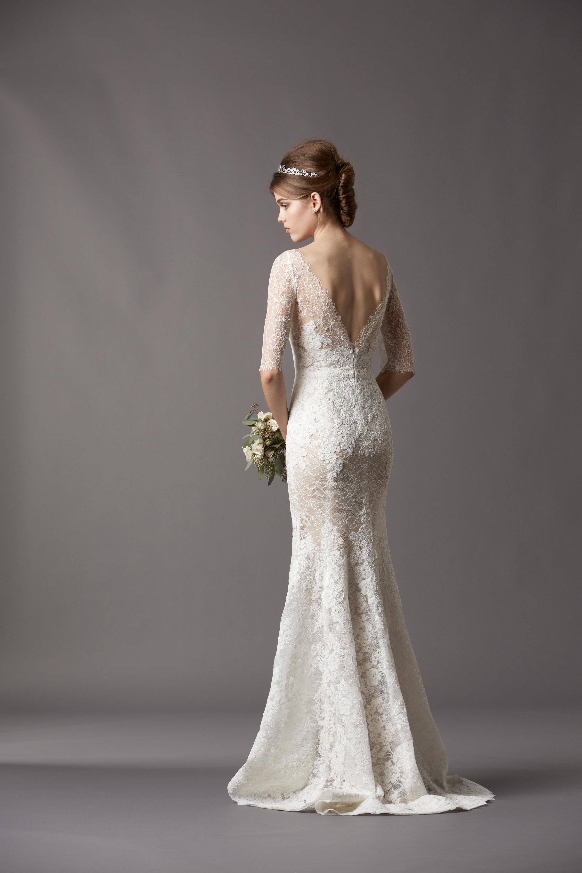 Watters bridal gowns fall 2013 wedding dress 4096b for Watters wtoo wedding dresses
