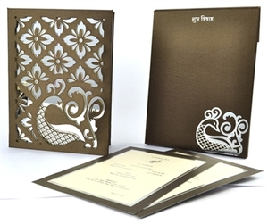 photo of Indian Wedding Cards