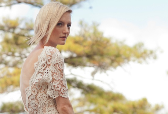 Ivy and aster lace wedding dress