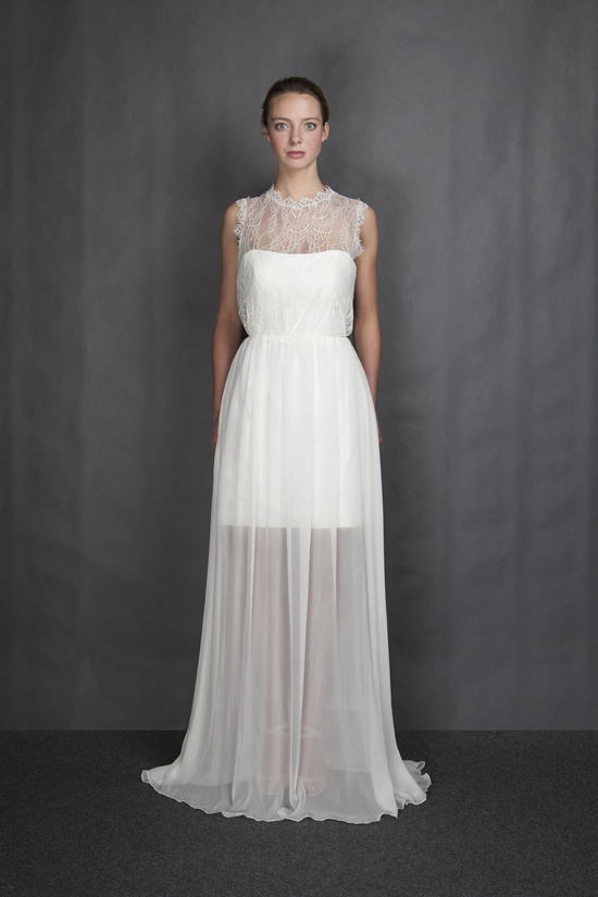 Spring 2014 Wedding Dress Heidi Elnora Bridal Casievann