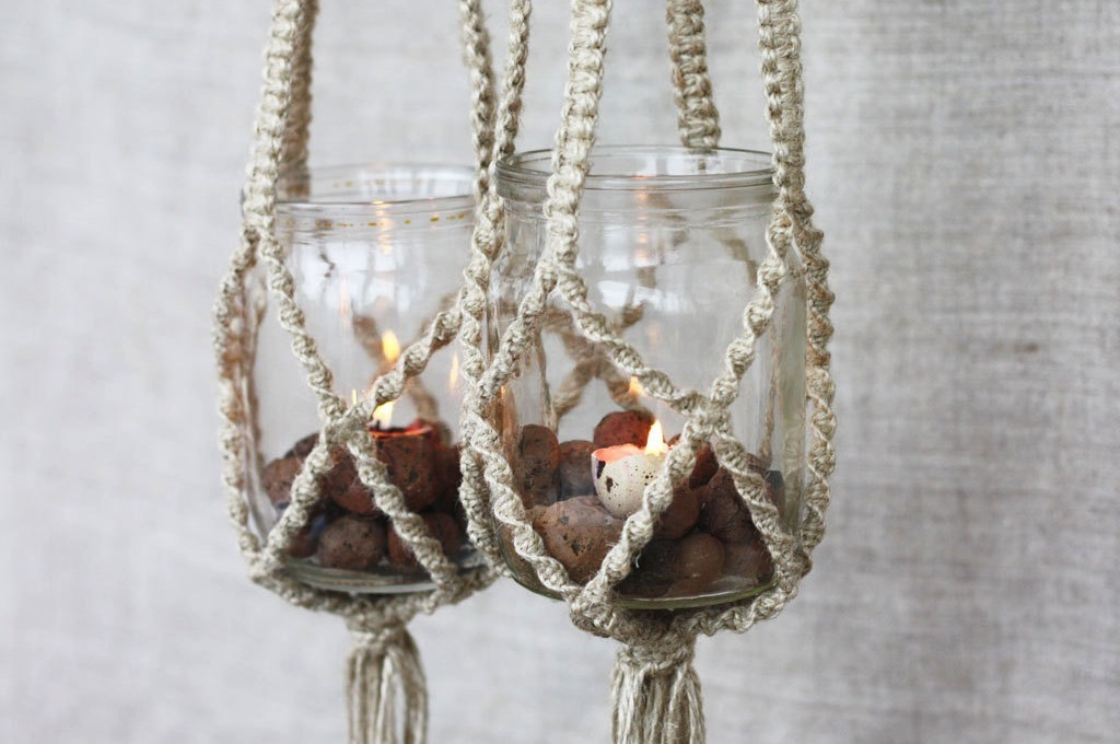 Bohemian-wedding-decor-macrame-mason-jars.full