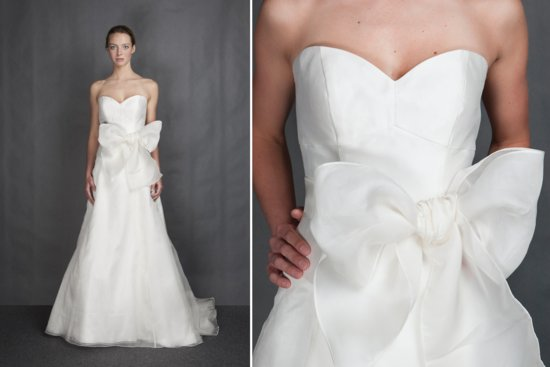 photo of Heidi Elnora Spring 2014 Bridal