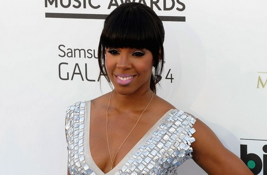 Bridal beauty inspiration Billboard Music Awards 2013 Kelly Rowland
