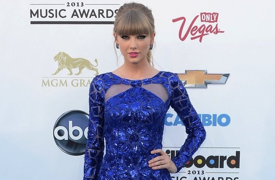 Bridal Beauty Ideas Billboard Awards 2013 Taylor Swift