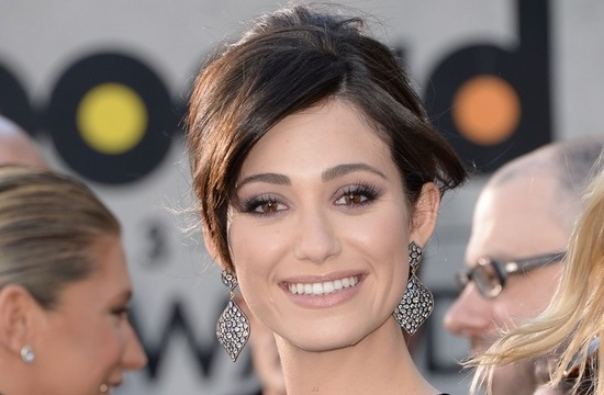 Bridal Beauty emmy rossum billboard music awards 2013 red carpet 04
