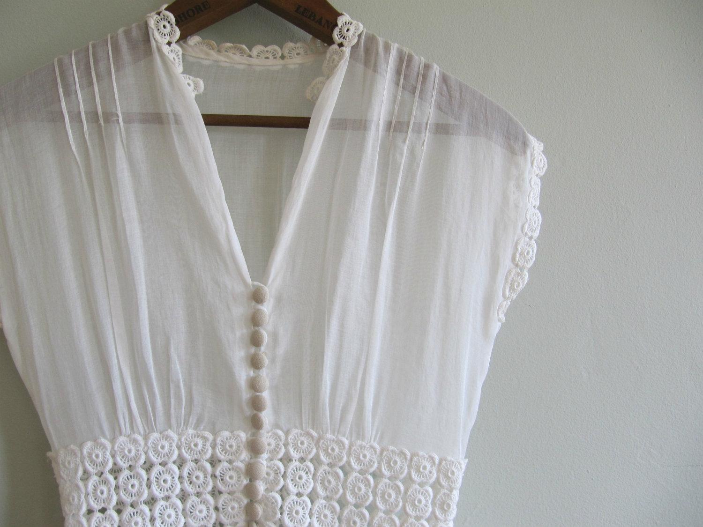 Popular Wedding Dresses 1910 42