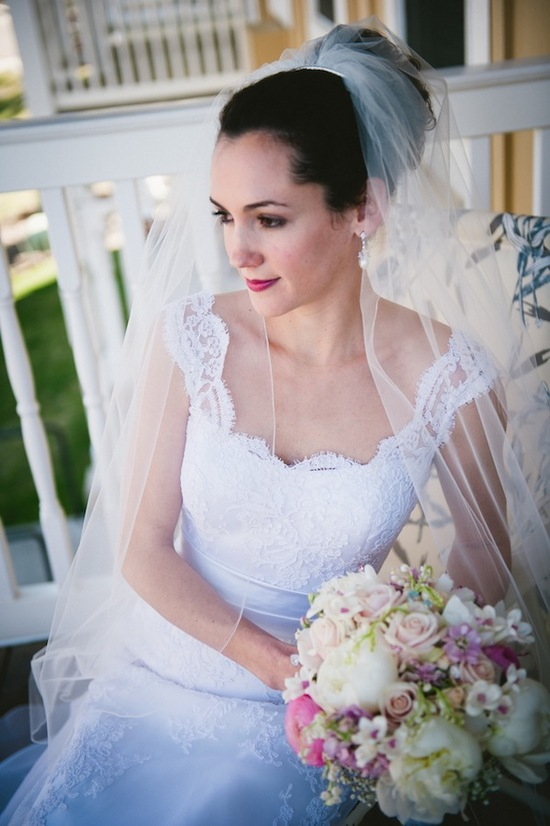 Real Wedding Genoa Nevada Vintage Lincoln Bratt Annie X Photographie Bride Veil Beauty Shot