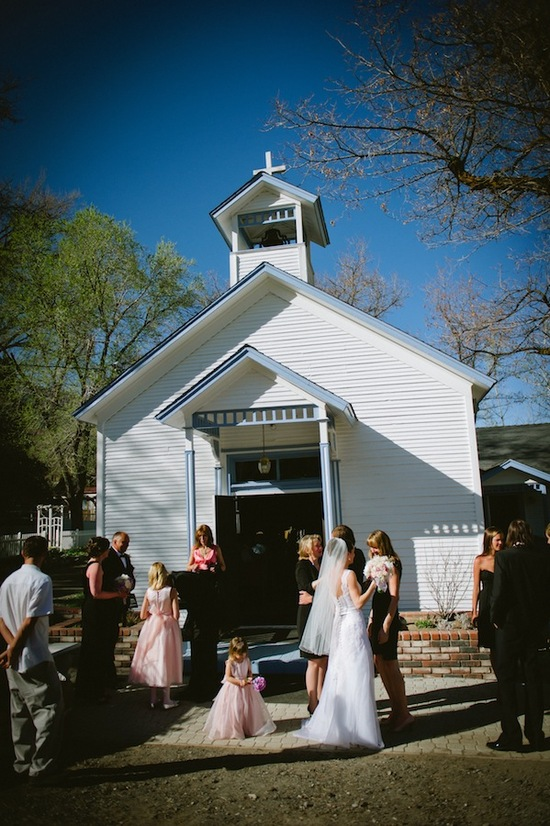 photo of Rustic Real Wedding In Nevada