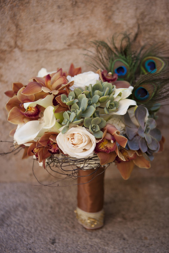 photo of 137922-autumn-floral-bouquets-for-a-wedding-3