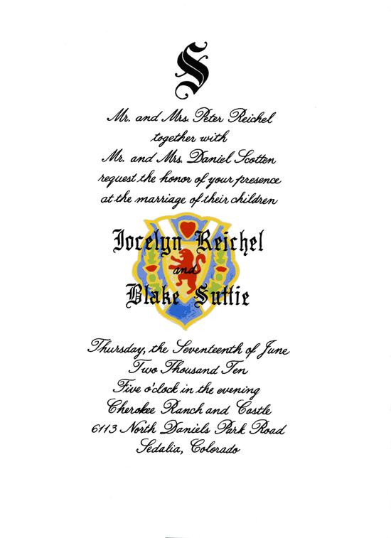 Scroll with Crest 001