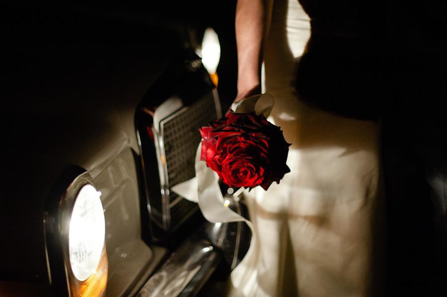 Vintage-wedding-style-red-rose-bridal-bouquet-antique-transportation.full