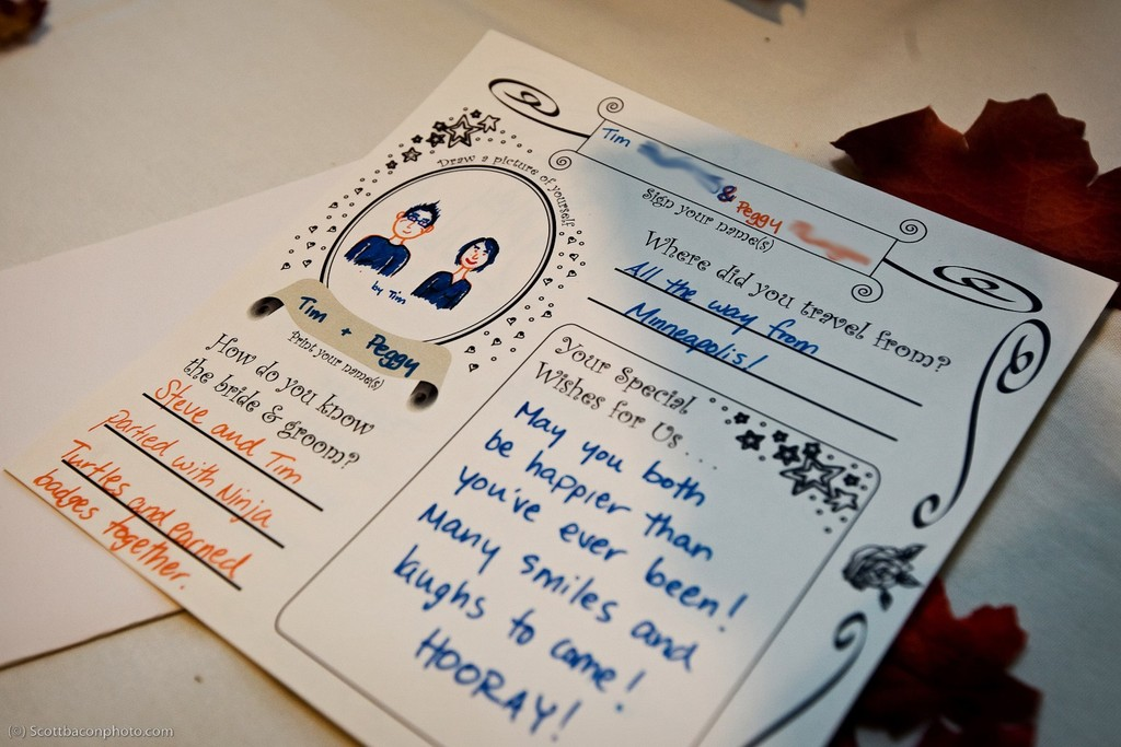 5 More Fabulously Creative Wedding Guest Book Ideas