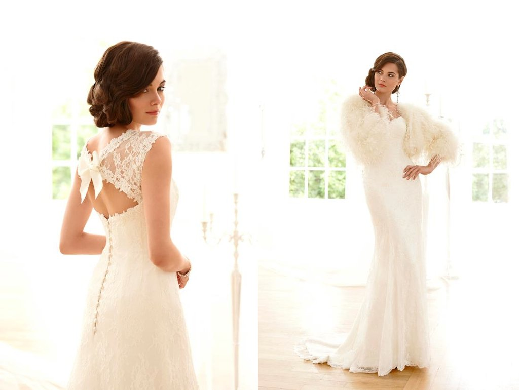 2012 wedding trends transparent touches wedding dresses lace