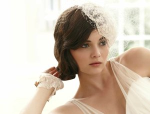 photo of 2012 Wedding Dresses | Alluring Transparency from Sassi Holford