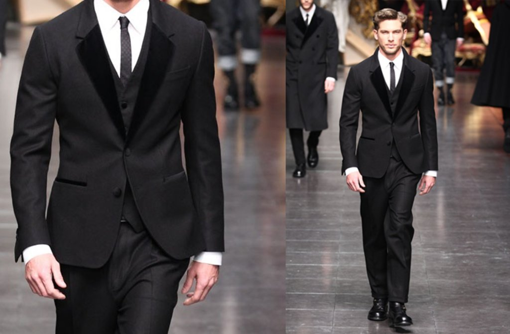 Dolce And Gabbana Wedding Suit - Unique Wedding Ideas