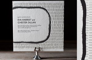 photo of Wedding Invitations Get Gorgeous in 2012