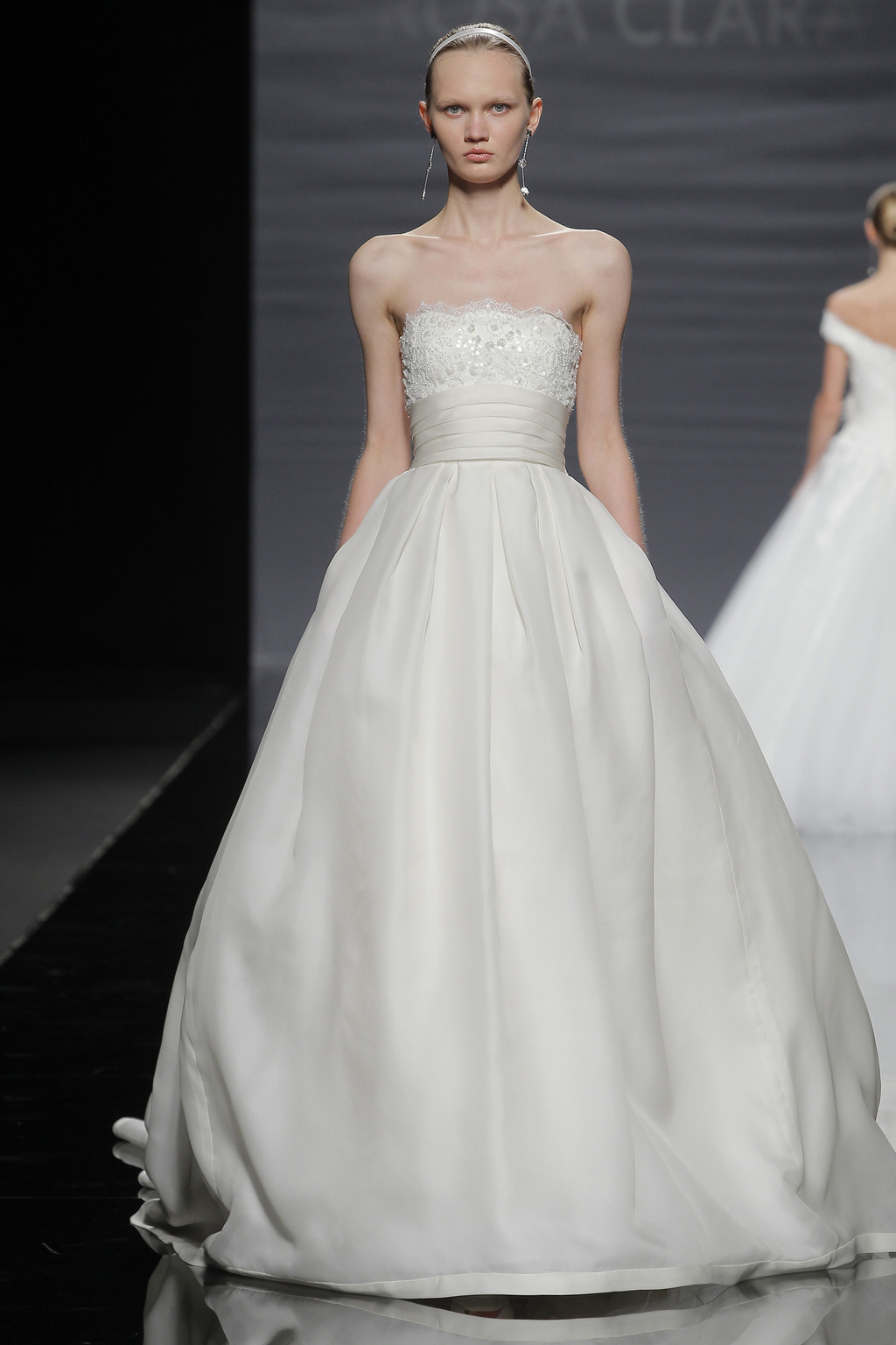 Rosa clara wedding dress 2014 bridal for Wedding dress rosa clara