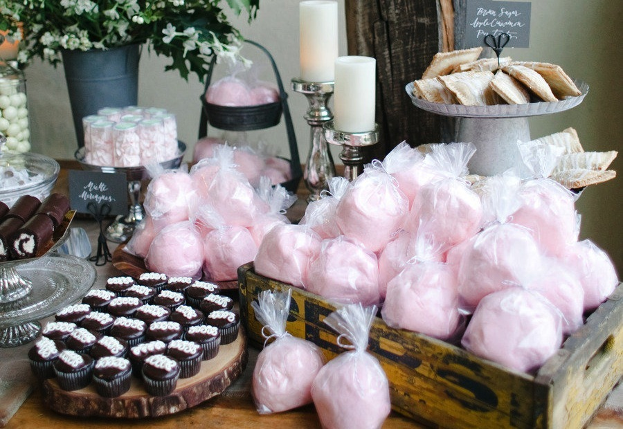 Favorite Sweets For Wedding Reception Dessert Spread
