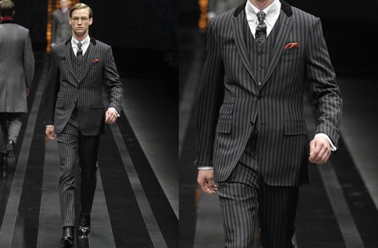 2012 grooms attire canali pinstripe suit