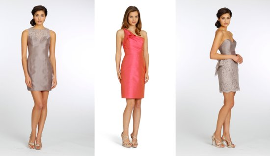 JLM Couture Bridesmaid Dresses Fall 2013