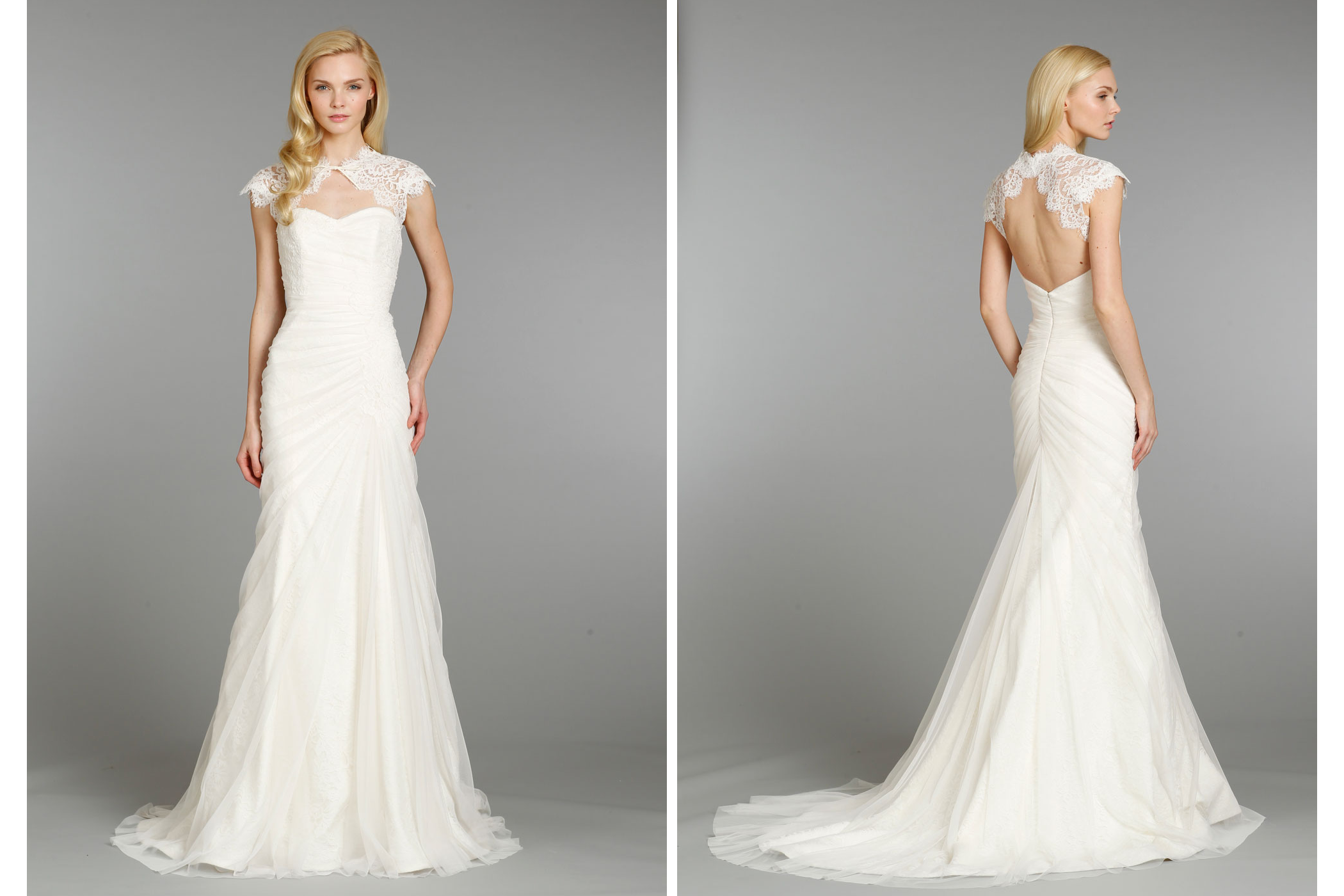 Hayley paige wedding dress fall 2013 bridal 6355 for Hayley paige wedding dress