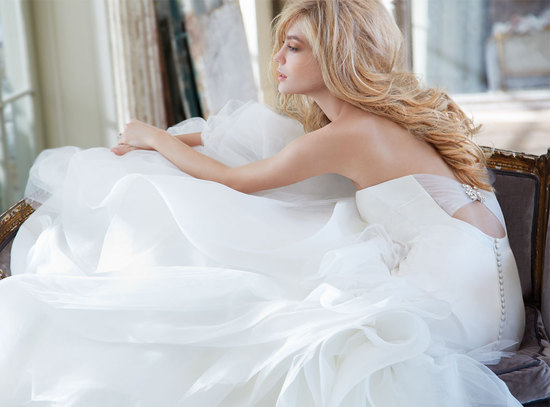 Hayley Paige wedding gowns from JLM Couture Bridal