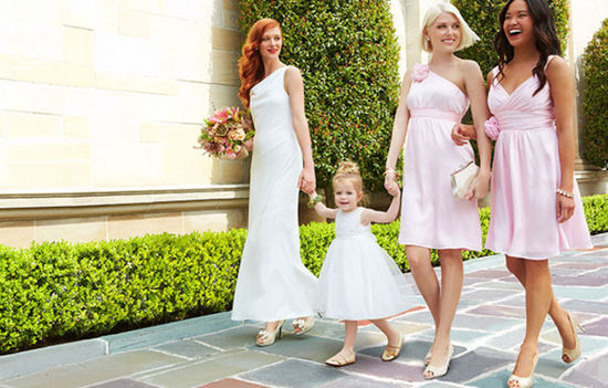 Target Tevolio Wedding Collection Bridesmaids and Destination Bridal
