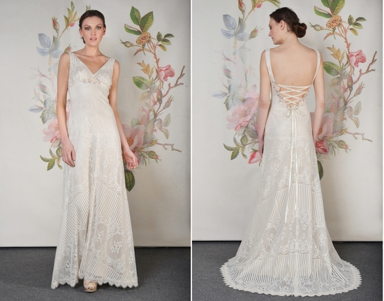 Claire Pettibone Spring Summer 2014 Decoupage Collection Antoinette