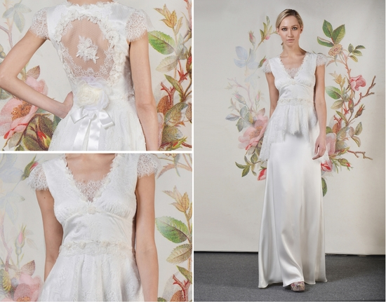 Claire Pettibone Spring Summer 2014 Decoupage Collection Gladys
