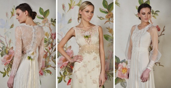 Claire Pettibone Spring Summer 2014 Decoupage Collection Cover Photo