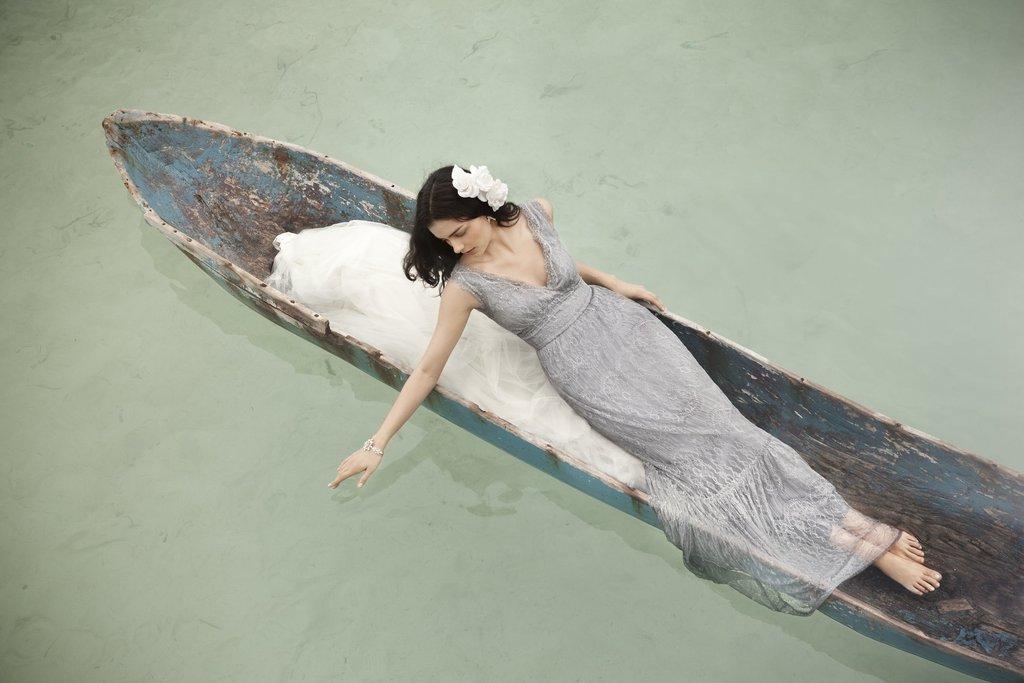 Gray-lace-bridesmaid-dress-by-bhldn.full