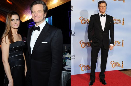 colin firth 2012 golden globes grooms attire tux