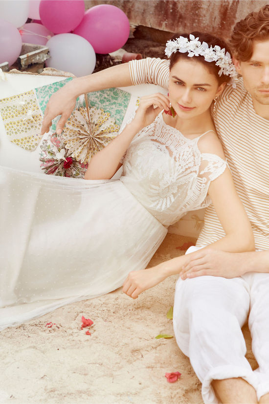 New wedding decor for Summer from BHLDN