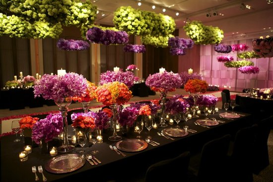 Wedding flower inspiration the Jeff Leatham Look