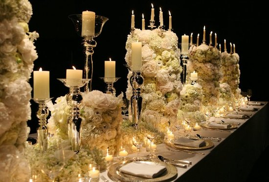 wedding flower inspiration the Jeff Leatham Look 9