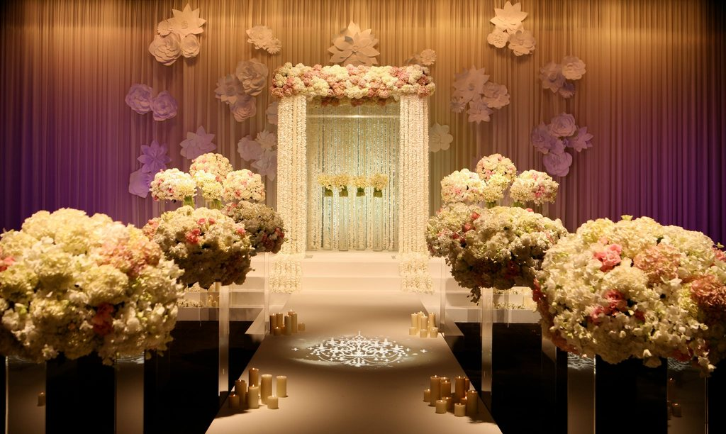 Wedding Flower Inspiration The Jeff Leatham Look Romantic Ceremony