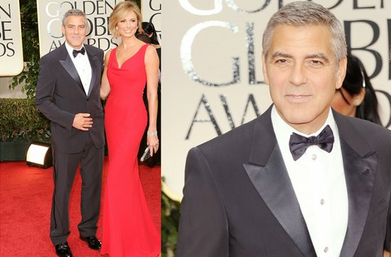 photo of Get Handsome Grooms! Black Tie Inspiration from the 2012 Golden Globes
