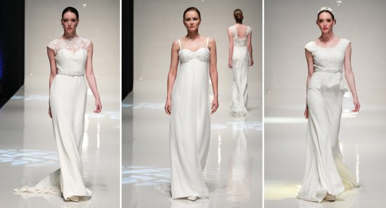 photo of White Gallery London 2013 Bridal, Part Deux