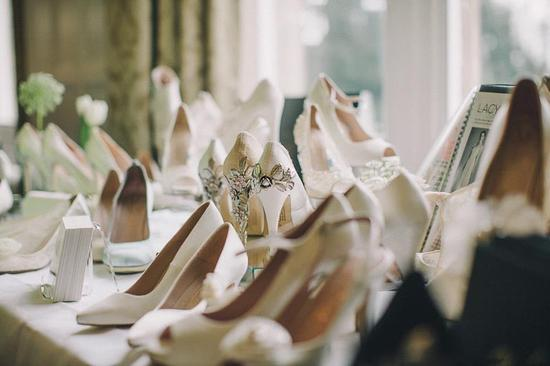 Wedding shoes by Harriet Wilde bridal heels 3