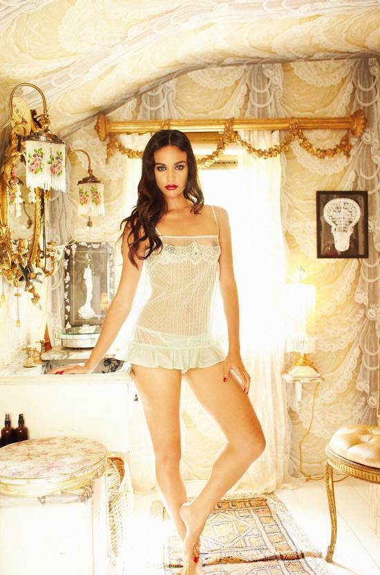 Honeymoon and wedding night lingerie from Shell Belle Couture 12
