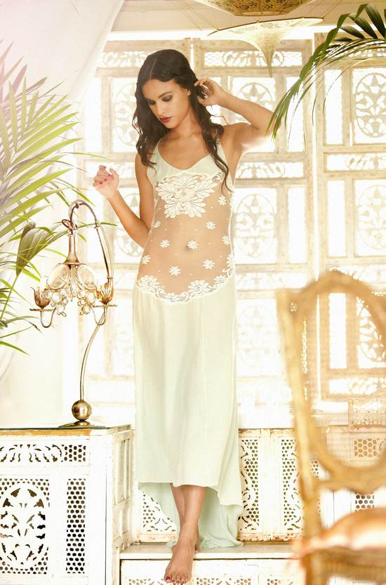 Honeymoon and wedding night lingerie from Shell Belle Couture 8