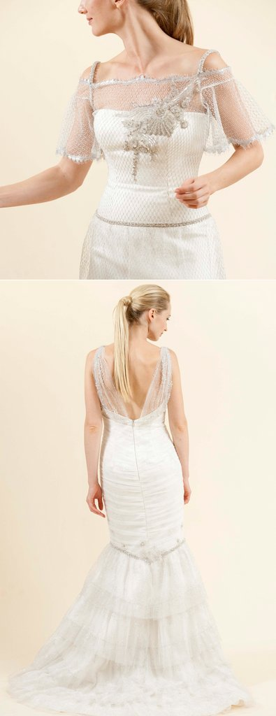 photo of Favorite Bejeweled Wedding Dresses of 2012