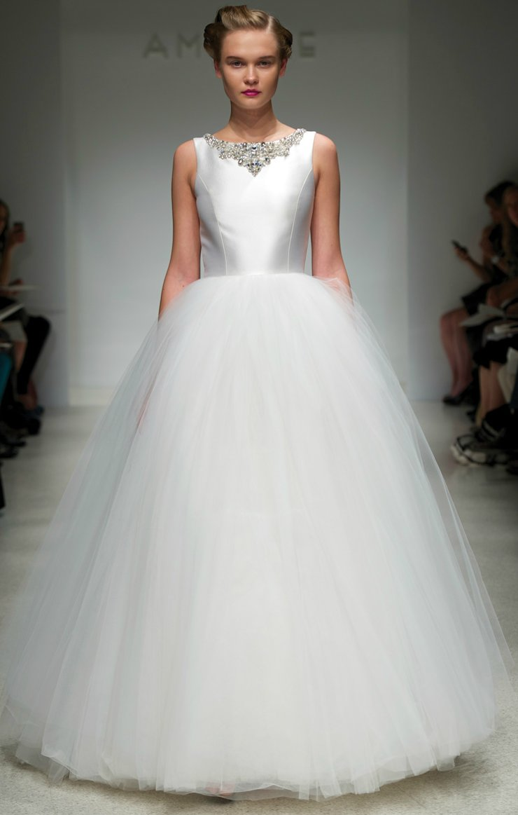 2012 wedding dresses beaded bridal gowns amsale