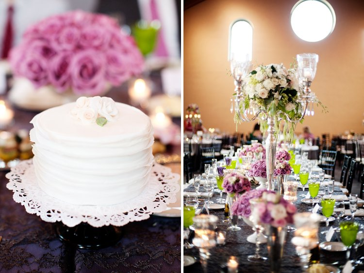 Simple-white-wedding-cake-romantic-pink-flowers.full