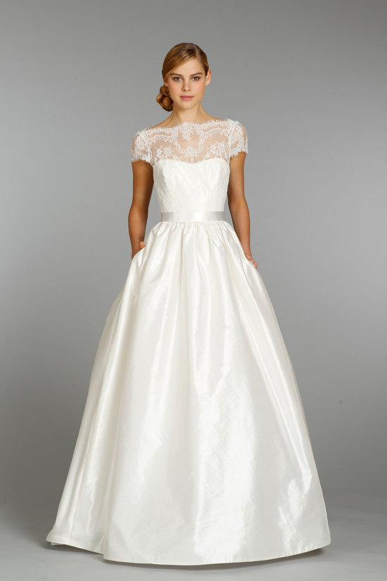 Tara Keely Wedding Dress Fall 2013 Bridal 2357
