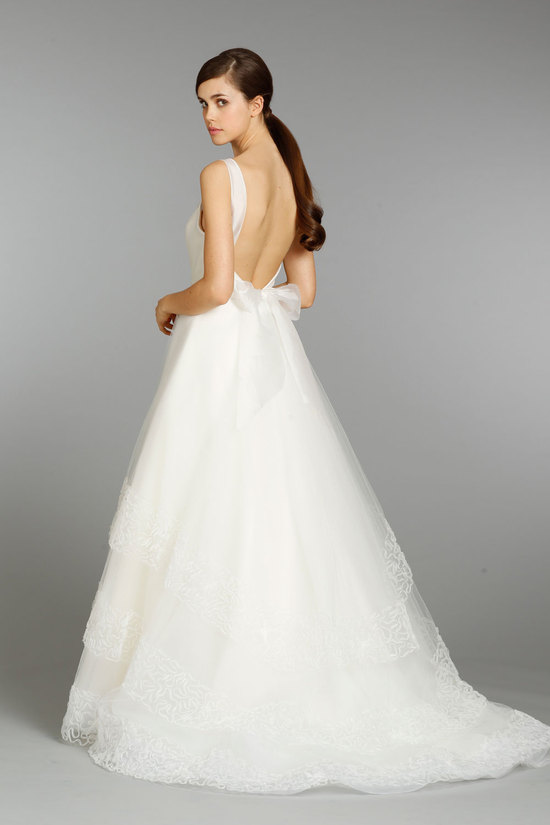 Tara Keely Wedding Dress Fall 2013 Bridal 2356