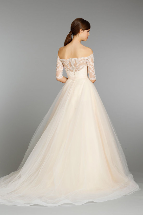 Tara Keely Wedding Dress Fall 2013 Bridal 2358