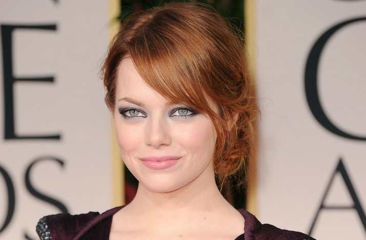 2012 red carpets golden globes wedding hair makeup ideas updo